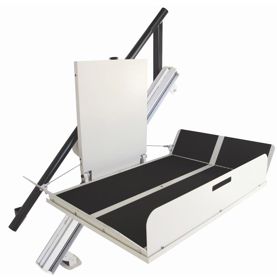 wheelchair stair lift titan incline platform lift