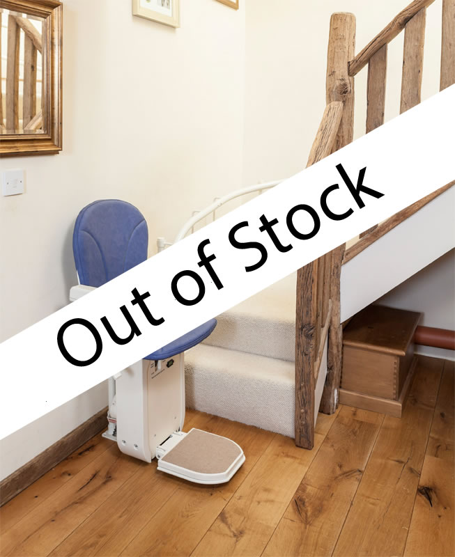 Curved Stair Lift AmeriGlide Platinum Stair Lifts 101