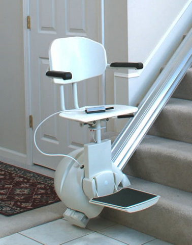 Ameriglide Tk Access Citia Dc Stair Lift Used
