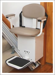 AmeriGlide Stair Lift