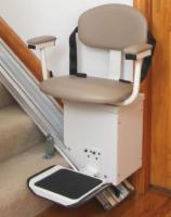 AmeriGlide Rubex AC Stair Lift - Used