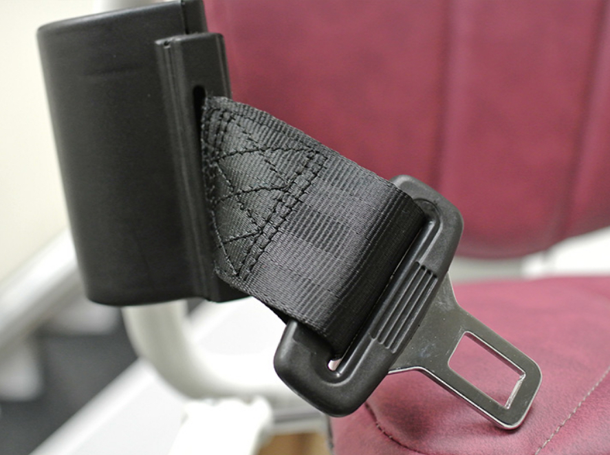 Retractable Seatbelt